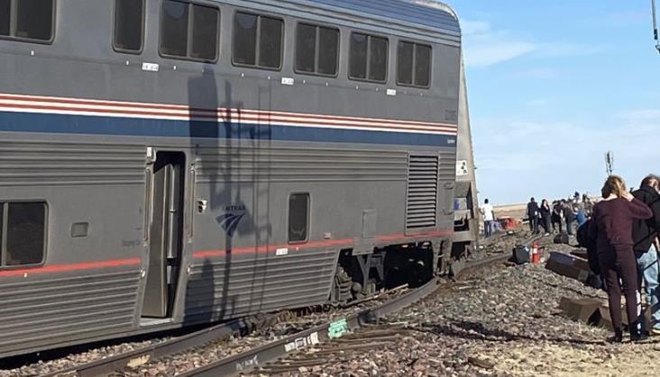 Katastrofa kolejowa w USA, nie żyją trzy osoby