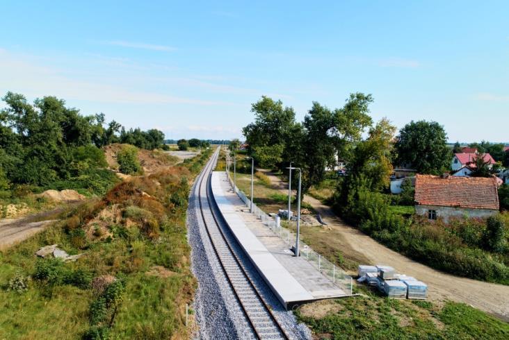 PLK: Linia z Wrocławia do Świdnicy przez Sobotkę będzie czynna od grudnia [zdjęcia]
