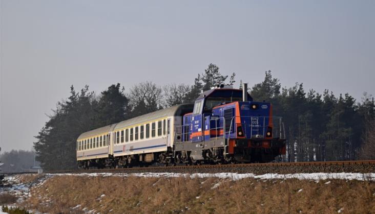 Intercity poprawi obsługę Gorzowa. Będą Nurki i pociąg do Torunia