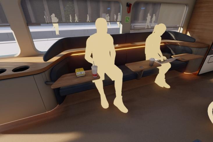 """PKP Intercity chce kupować wagony w """"nowym koncepcie"""" [wizualizacje]"""
