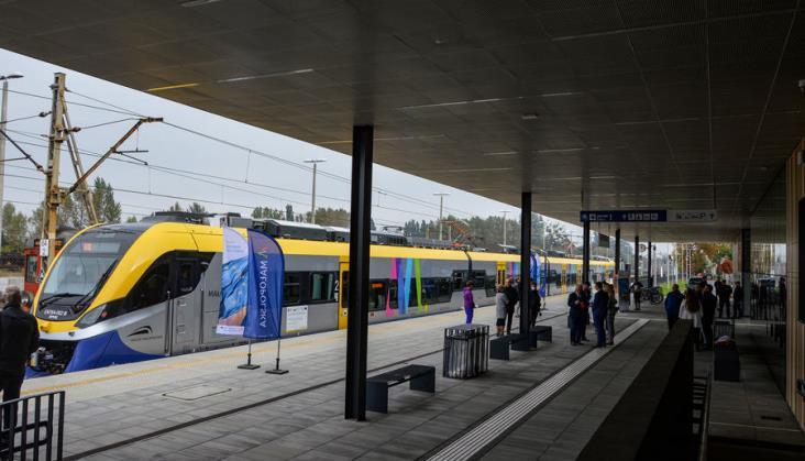 Pociągi do Kraków - Spytkowice - Oświęcim wrócą jako SKA z dużą częstotliwością?