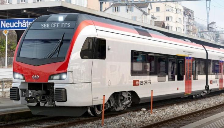 Stadler wygrywa gigantyczny przetarg w Szwajcarii