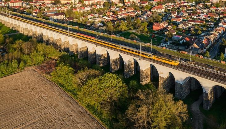 Jest zgoda UTK na pociąg RegioJet z Warszawy do Amsterdamu i Brukseli