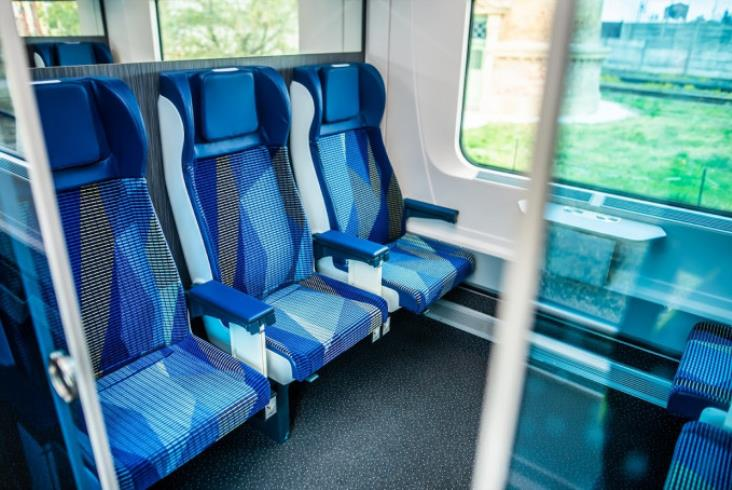Koleje Węgierskie pokazały nowe wagony klasy 1. [zdjęcia, film]