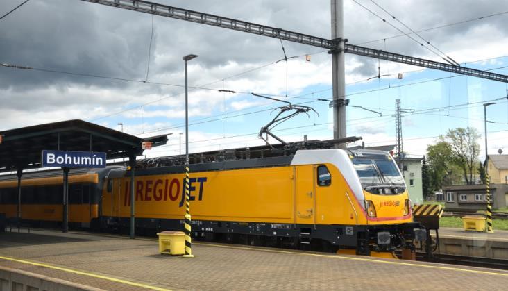 RegioJet ma kolejne wielosystemowe Traxxy MS3. Mają wjechać do Polski