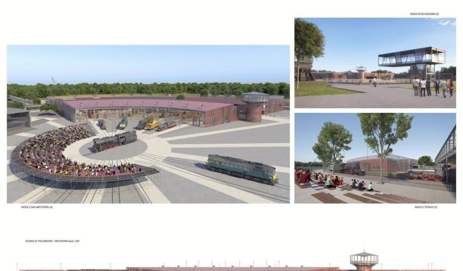 PKP SA pokazuje wizualizacje Stacji Muzeum (zdjęcia)