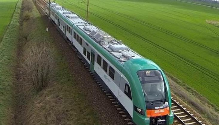 Koleje Białoruskie kupują kolejne pociągi z Pesy