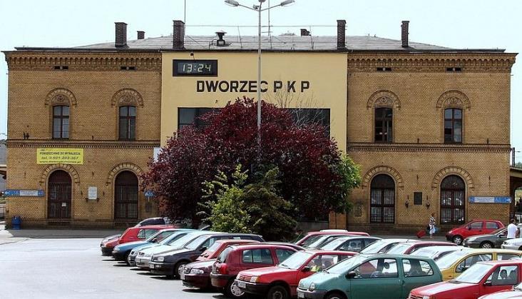 PKP zrywa umowę z wykonawcą przebudowy dworca w Inowrocławiu