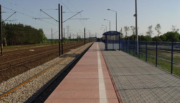 Włoszczowa Północ będzie mieć drugi peron