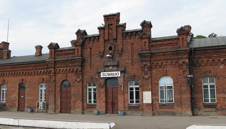 MIB chce pociągów na Litwę