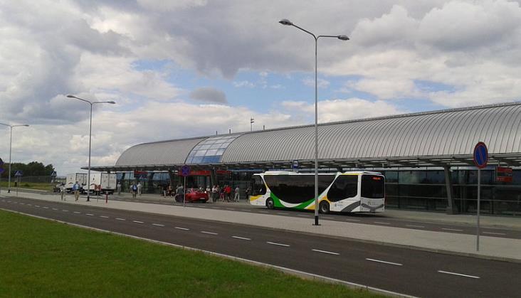 Mazowsze porozumiało się z PLK w sprawie linii do lotniska Modlin