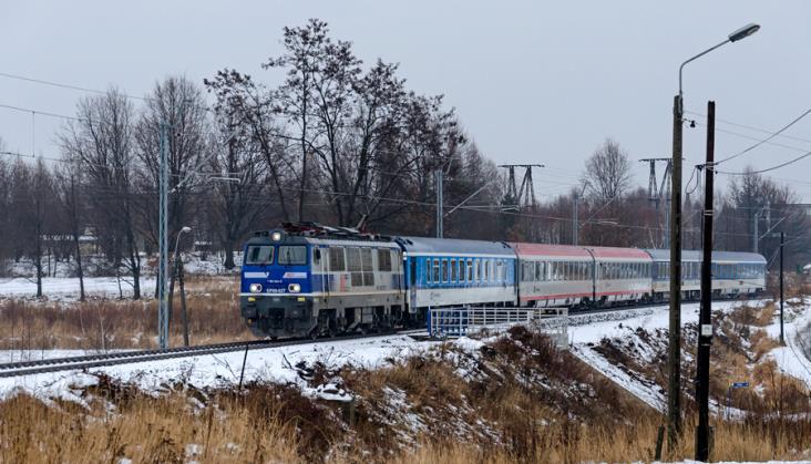 Ciągłe opóźnienia pociągów IC przez Chałupki