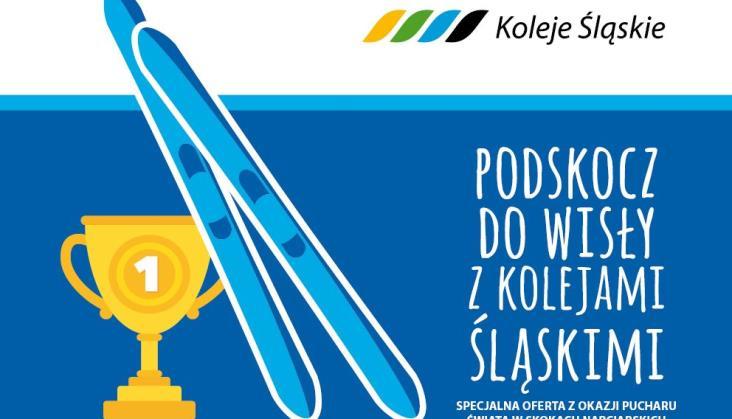 Koleje Śląskie przygotowały pociągi na Puchar Świata