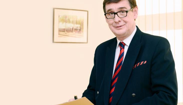 Krzysztof Mamiński został prezesem Przewozów Regionalnych