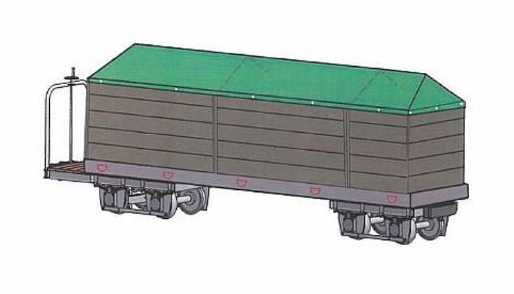 Wojsko kupuje lokomotywy i wagony na Hel