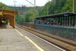Przystanek kolejowy w Międzyzdrojach będzie jak nowy