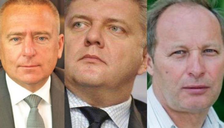 Paszkiewicz, Zaleśny, Wasilewski. Polacy w zarządzie Kolei Ukraińskich