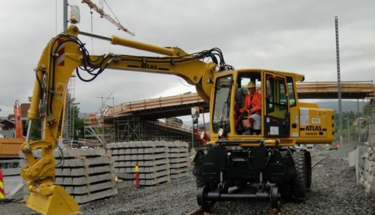 Torpol z pierwszym kolejowym kontraktem w Norwegii