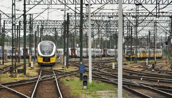 Dolnośląskie chce przejąć prawie 370 kilometrów linii kolejowych