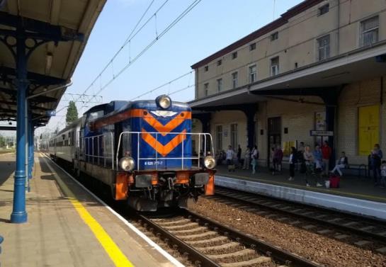 Po 42-latach pociągi dalekobieżne wracają na lokalną linię na Pomorzu (zdjęcia)