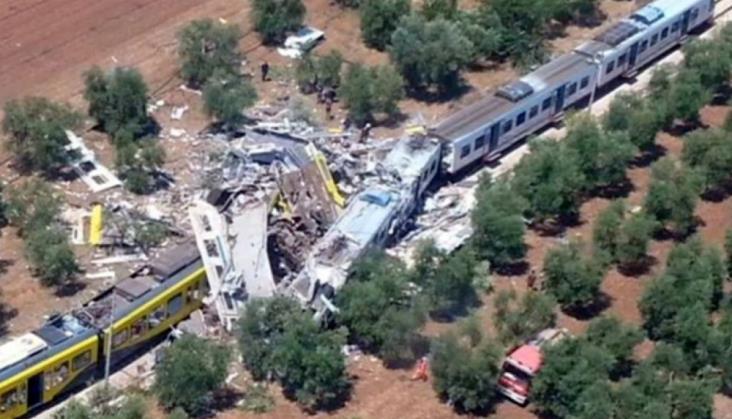 Katastrofa kolejowa we Włoszech (aktualizacja)