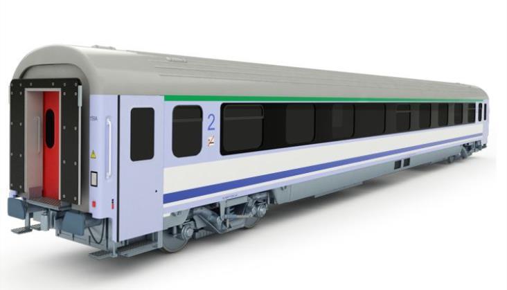 Kolejne przesunięcie terminu na nowe wagony dla PKP Intercity