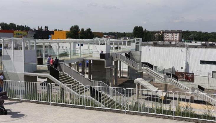 Pasażerowie już korzystają z przystanku kolejowego Kraków Sanktuarium