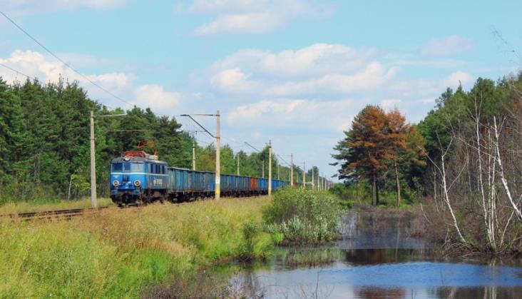 Co z modernizacją kolejnego odcinka Rail Baltiki?
