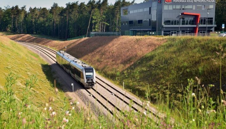 Część pociągów PKM dojedzie do Gdańska Wrzeszcza już od 4 września