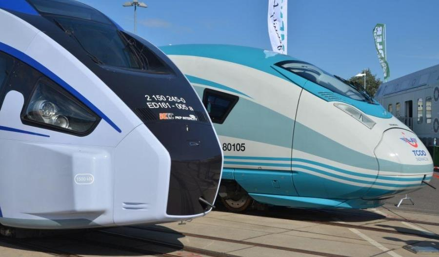 Startuje rekordowy InnoTrans 2016. Cały kolejowy świat w Berlinie (zdjęcia)
