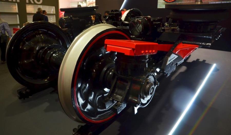 Ciekawostki Innotrans - sportowy wózek Kawasaki