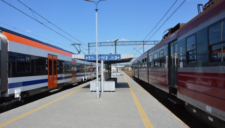 Koleje Małopolskie pojadą do Krynicy. Szybciej, ale kosztem mniejszych miejscowości
