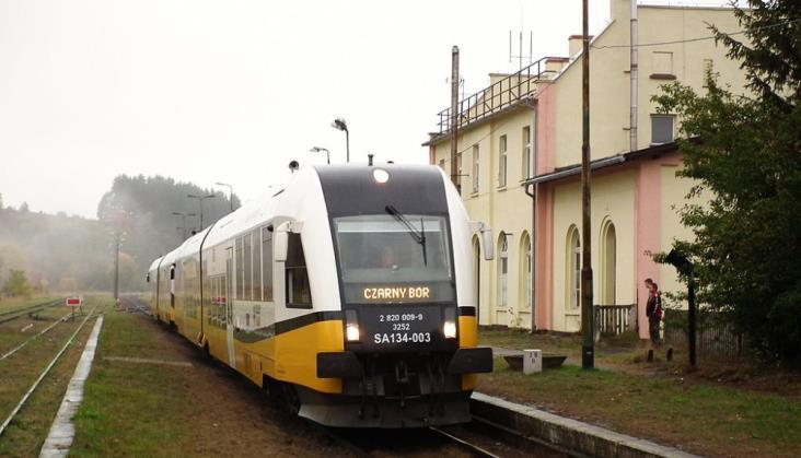 Czy będą sezonowe pociągi Wrocław – Meziměstí?