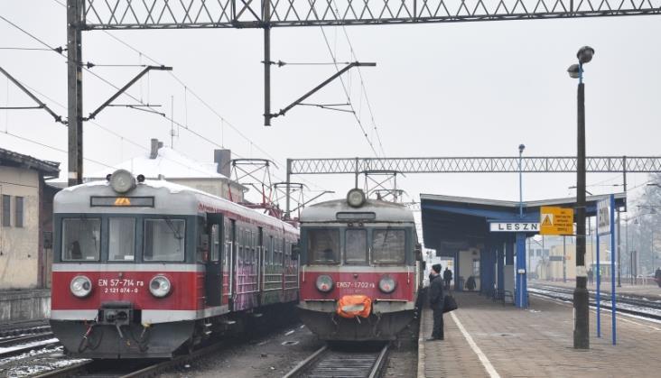 ZNTK Mińsk Mazowiecki wykona naprawy sześciu EN57 należących do PR