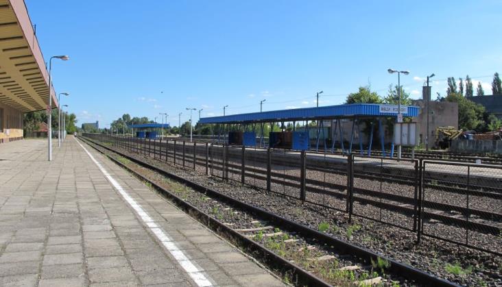 Inwestycja dworcowa w Bielsku Podlaskim wkracza w kolejny etap