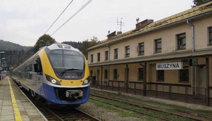 Nowy rozkład jazdy Krynica-Zdrój - Nowy Sącz oprotestowany