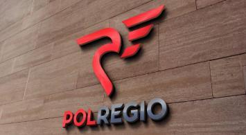 Polregio. O to nowe logo i malatura marki Przewozów Regionalnych