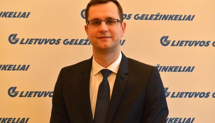 Mantas Bartuška nowym szefem Kolei Litewskich