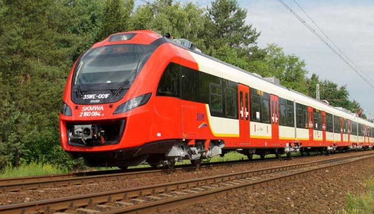 Jest wyrok KIO. Newag dostarczy 14 pociągów dla ŁKA