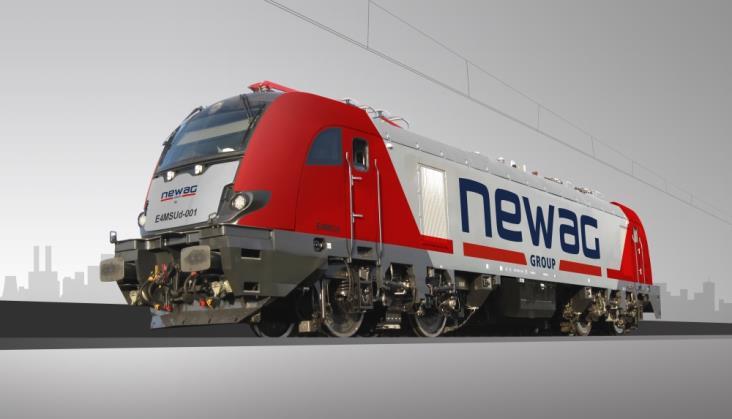 Newag rozpoczyna prace nad swoją innowacyjną lokomotywą