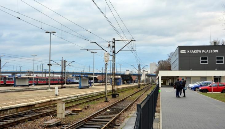Kraków: PKP Intercity chce przystanku w Olszy