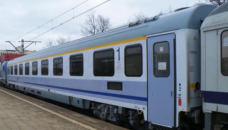 Intercity planuje przegląd kolejnych wagonów w trybie zapytania ofertowego
