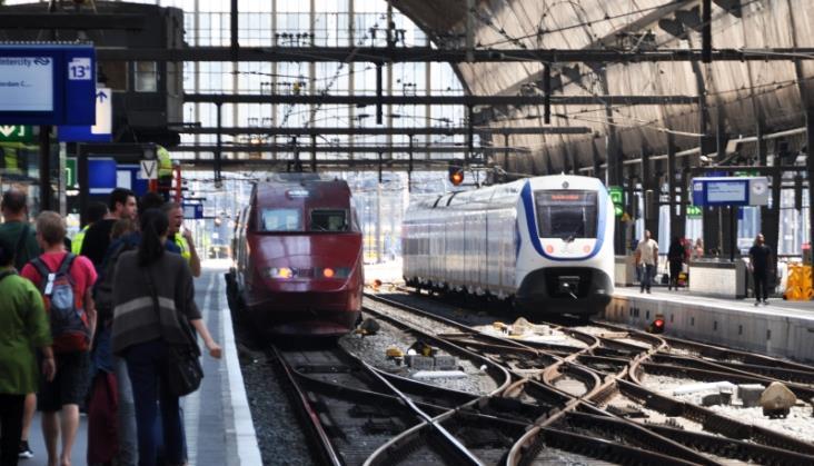 Wracają kontrole dokumentów na pokładach pociągów Thalys i Eurostar