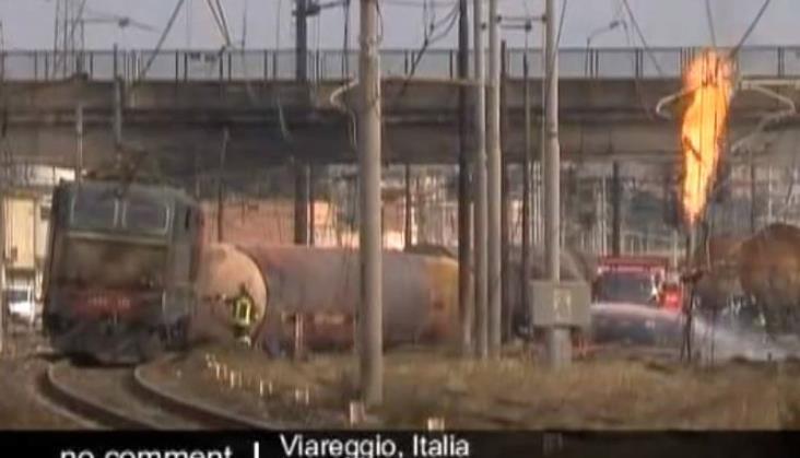 Siedem lat więzienia dla szefów spółek za katastrofę kolejową
