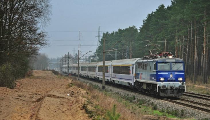 PKP Intercity da nowe życie 20 lokomotywom. Pojadą 160 km/h