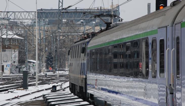 IC Matejko – pociąg permanentnie opóźniony