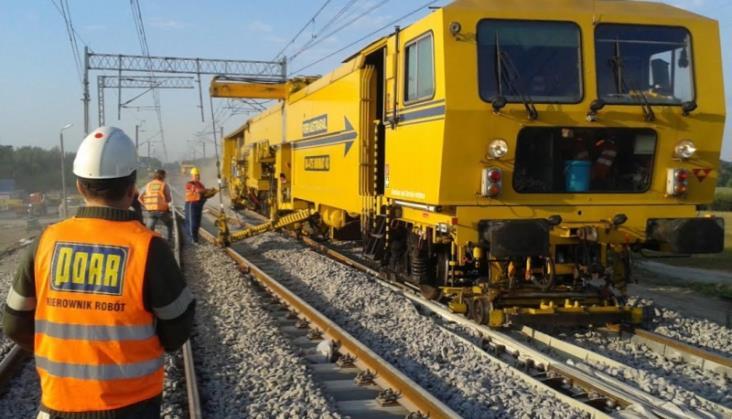 Powstanie drugi peron na stacji Opoczno Południe. PKP PLK wybiera ofertę Porr