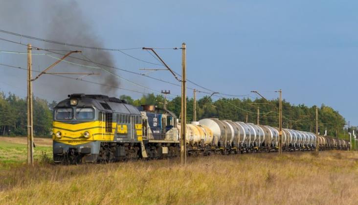 Anwil zreorganizował transport kolejowy