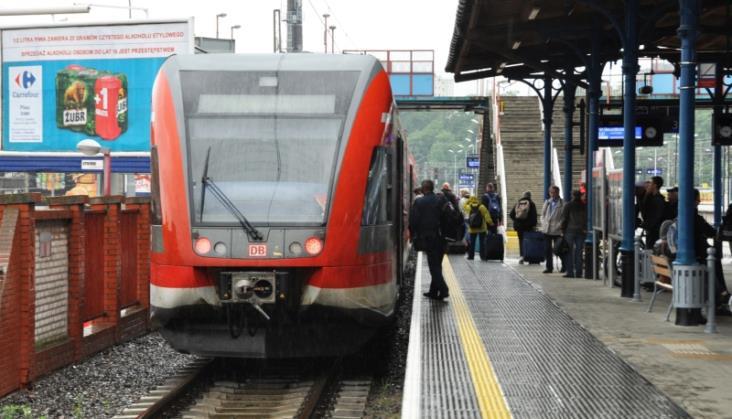 PLK planują prace na linii ze Szczecina do Niemiec