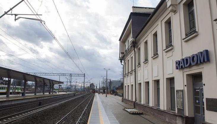 Najważniejszy przetarg na modernizację linii Warszawa – Radom rozstrzygnięty